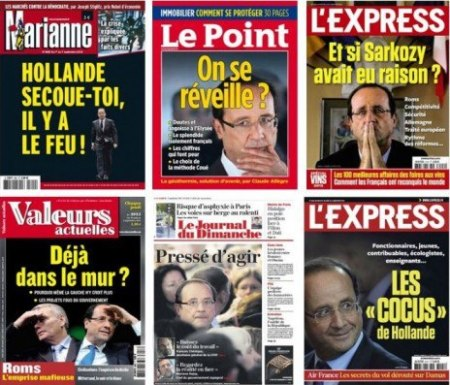 Hollande bashing
