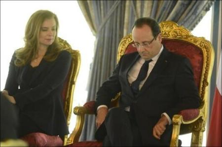 Hollande endormi