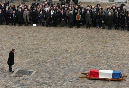 Hollande et l'égout