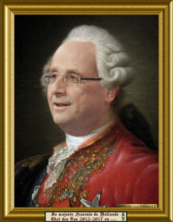 Louis XVI  Hollande