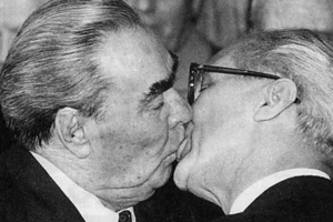 Baiser de Brejnev