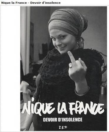 Nique la France