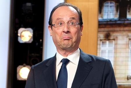 Hollande dubitatif