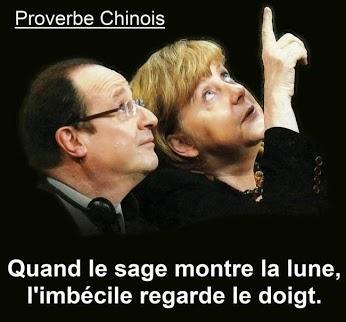 Hollande imbécile