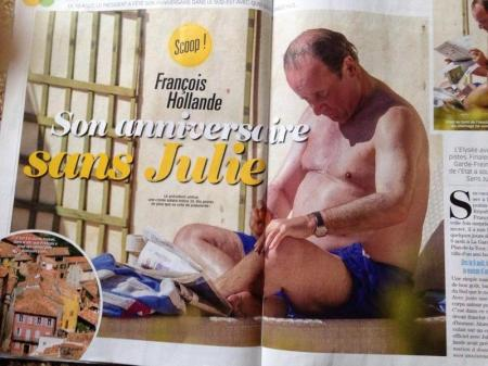 Hollande bide