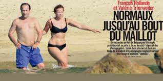 Hollande et Valérie