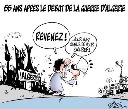 Algérie revenez