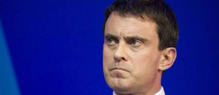 Valls sale gueule