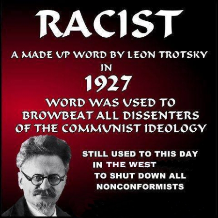 racism-trotsky
