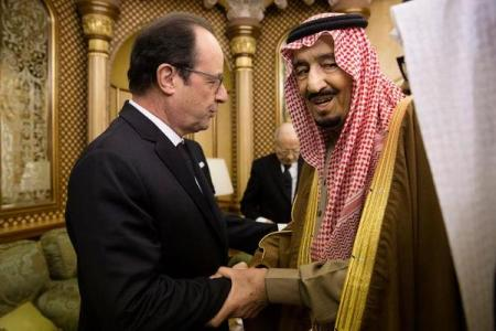 Hollande Saoud