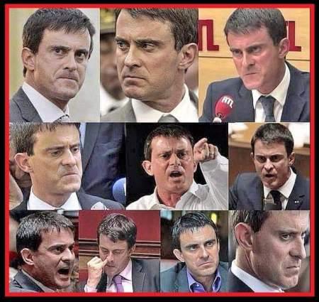 Valls méchant