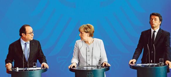Europe mal barrée